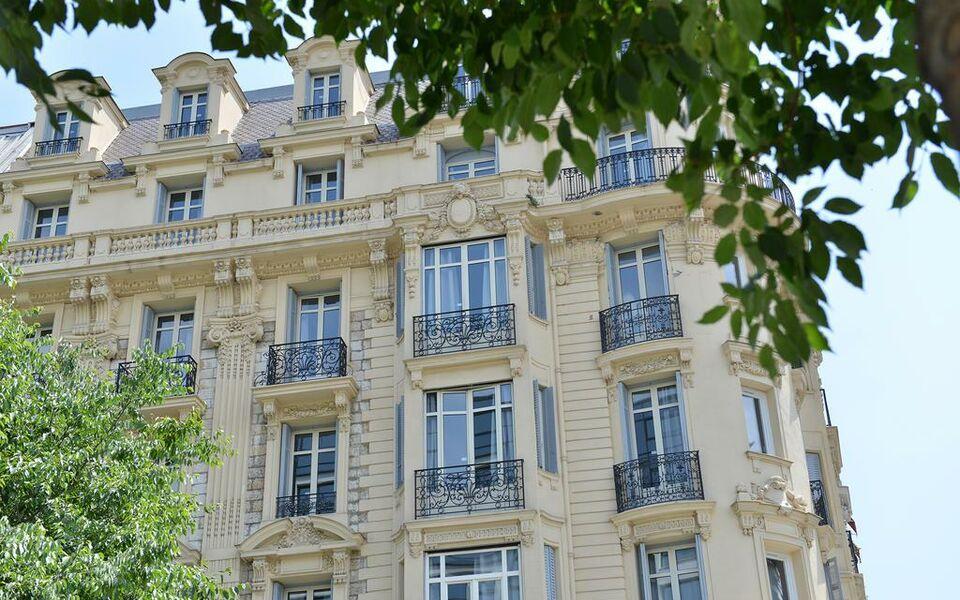 Hotel la villa nice victor hugo a design boutique hotel for Boutique hotel nice france
