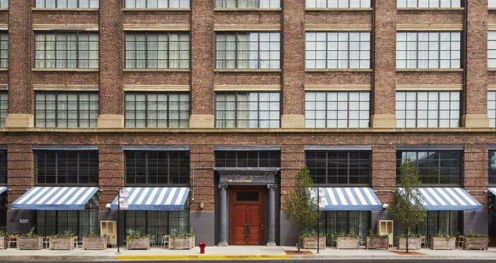 Soho house chicago a design boutique hotel chicago u s a for Small boutique hotels chicago
