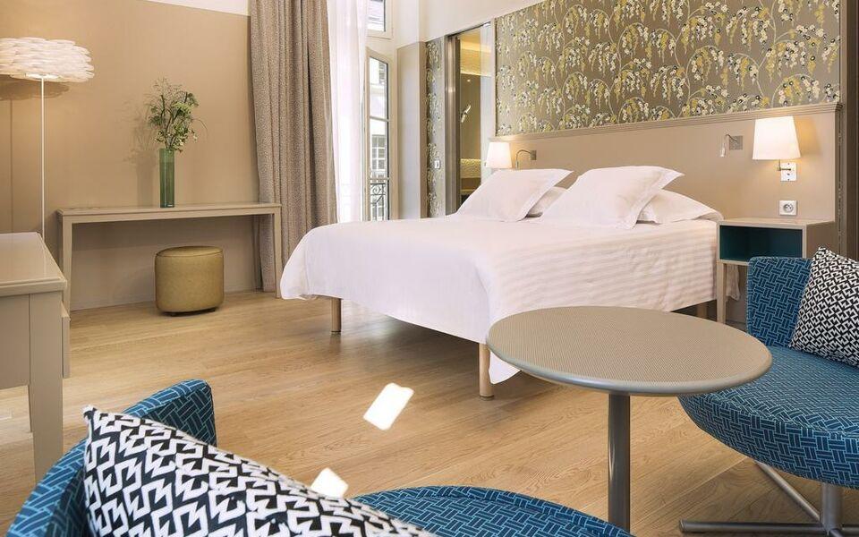 Oceania l 39 h tel de france nantes a design boutique hotel for Boutique hotel nantes