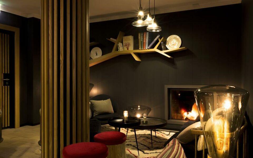 le yule hotel spa val d 39 is re frankreich. Black Bedroom Furniture Sets. Home Design Ideas