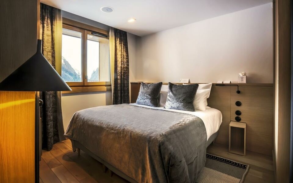 Le yule hotel spa a design boutique hotel val d 39 is re for Boutique hotel ski