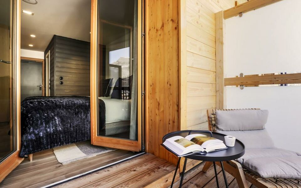 Le yule hotel spa val d 39 is re france my boutique hotel - Le yule val d isere ...