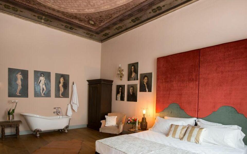 Soprarno Suites A Design Boutique Hotel Florence Italy
