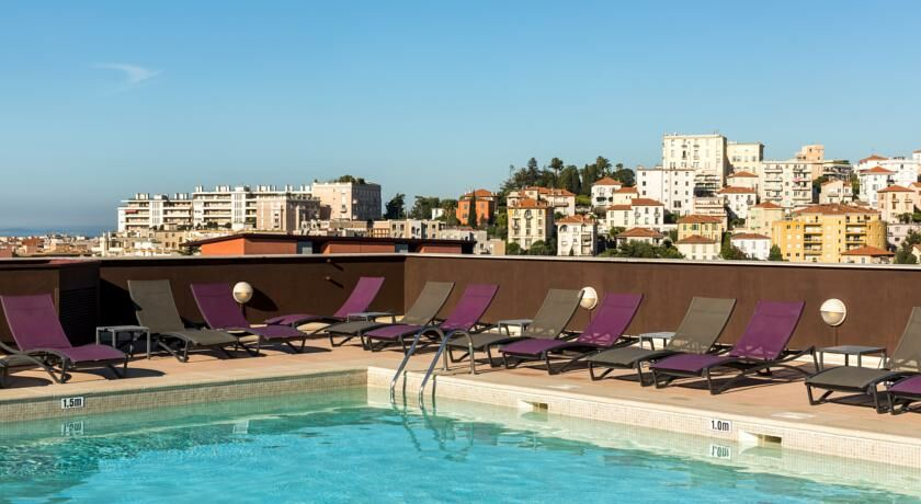 Nh nice a design boutique hotel nice france for Boutique hotel nice france