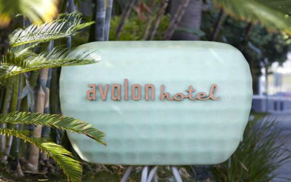 Avalon Hotel Beverly Hills, Los Angeles, Beverly hills (16)