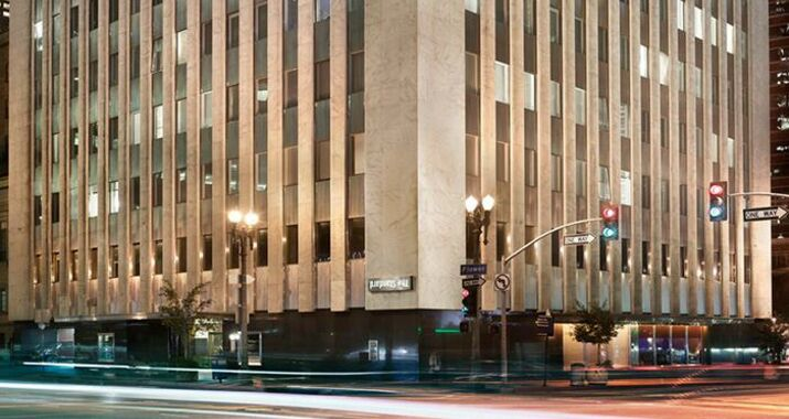 The standard downtown la los angeles tats unis my for Boutique hotels downtown los angeles
