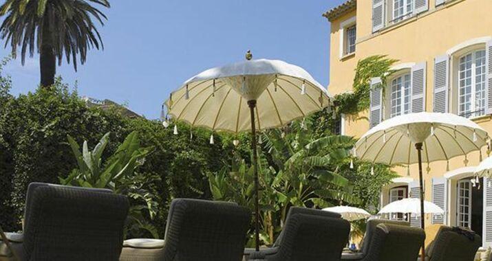 pan dei palais a design boutique hotel saint tropez france. Black Bedroom Furniture Sets. Home Design Ideas