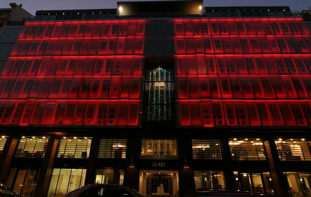 Le rex h tel a design boutique hotel tarbes france for Restaurant le rex