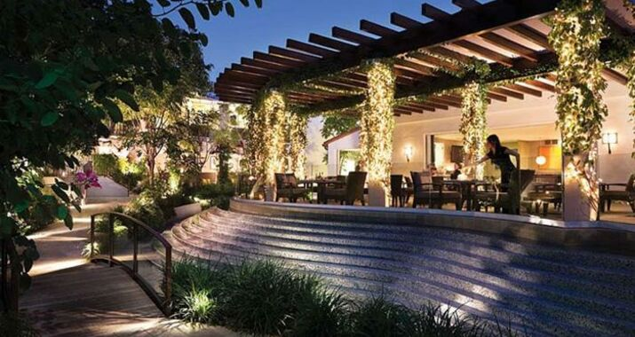 Sunset Marquis Hotel, Los Angeles (8)