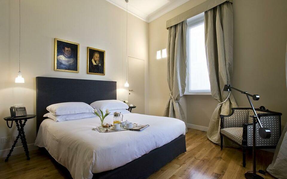 Crossing condotti a design boutique hotel rome italy for Design boutique hotel rome