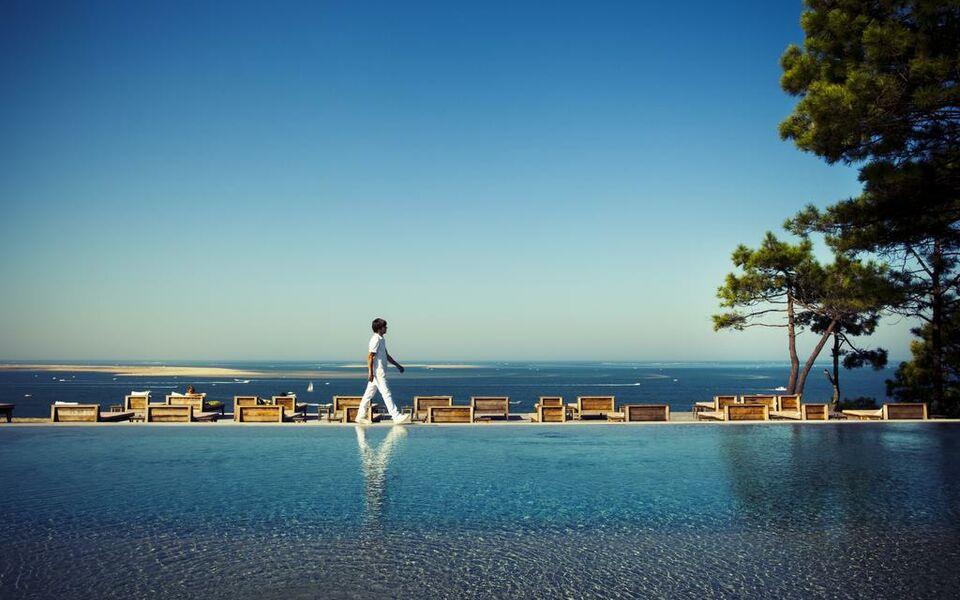 Hotel la co o rniche a design boutique hotel pyla sur mer france - Hotel la co o rniche ...