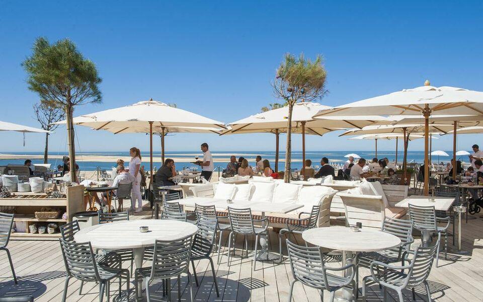 Hotel la co o rniche pyla sur mer frankreich - Hotel dune du pilat ...