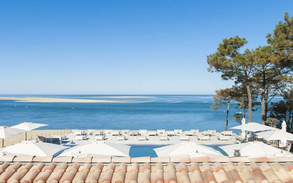 Hotel La Co O Rniche A Design Boutique Hotel Pyla Sur Mer