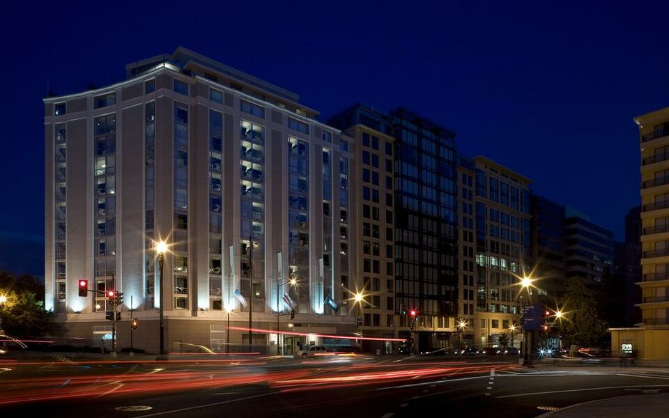 Kimpton donovan hotel a design boutique hotel washington for Hotel design washington dc