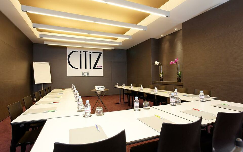 Citiz hotel toulouse france my boutique hotel for My boutique hotel