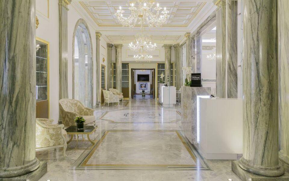 Aleph rome hotel curio collection by hilton roma italia for Hotel roma boutique rome