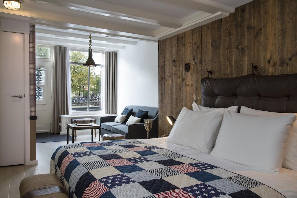5 of the best boutique hotels in amsterdam jordaan themag for Design apartment jordaan