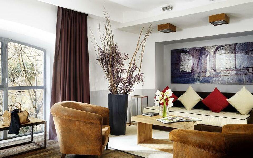 Margutta 54 luxury suites a design boutique hotel rome italy for Margutta 19 luxury hotel 00187 roma italy