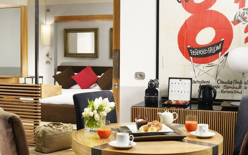 Margutta 54 Luxury Suites, Rome, Spagna (5)
