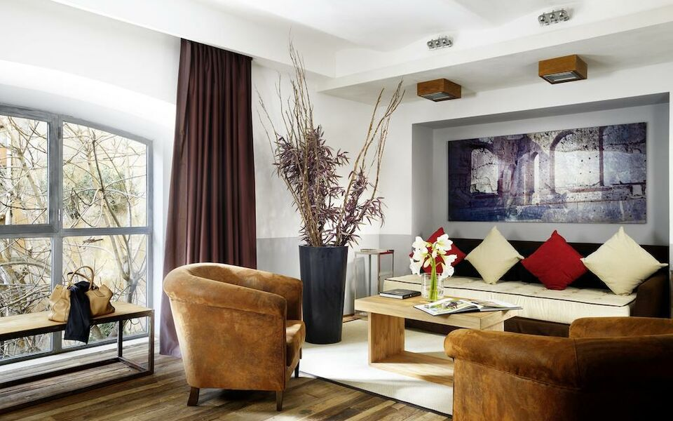 Margutta 54 Luxury Suites, Rome, Spagna (11)