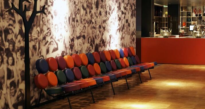 citizenM Glasgow, Glasgow (10)