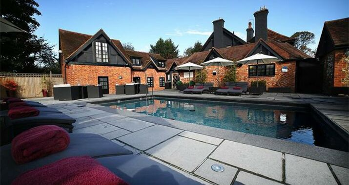 Sanctum On The Green - A Bespoke Hotel, Cookham Dean (9)