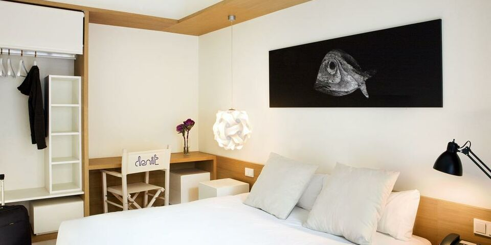 Hotel denit barcelona barcelone espagne my boutique hotel for Hotel boutique espagne