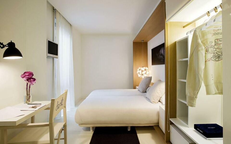 Hotel denit barcelona barcelone espagne my boutique hotel for Hotel design espagne