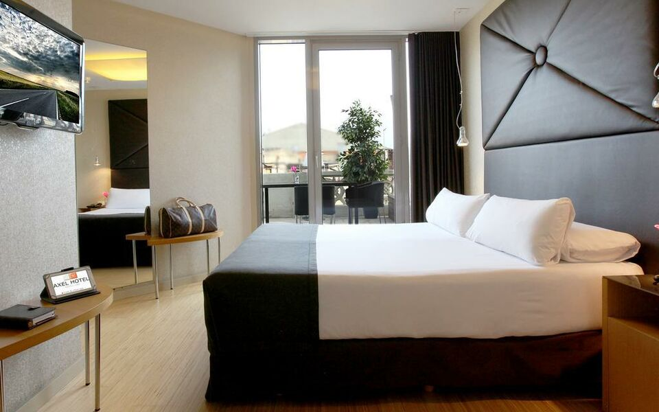 Axel Hotel Barcelona Amp Urban Spa Adults Only A Design