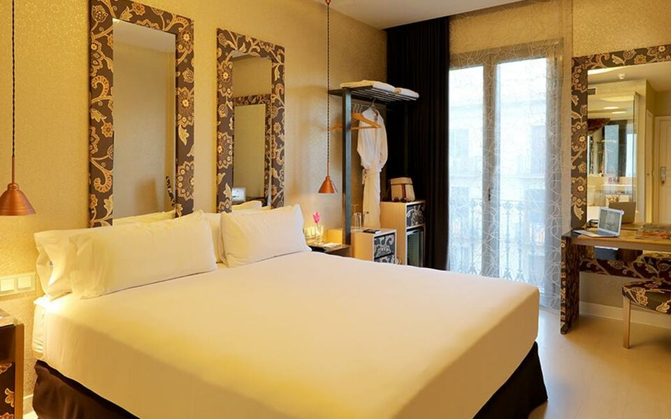 Rooms: Axel Hotel Barcelona & Urban Spa- Adults Only, A Design