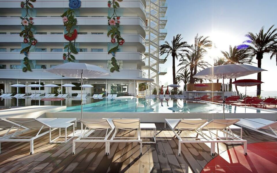 Ushuaia Ibiza Beach Hotel - Adults Only, Playa d'en Bossa (3)