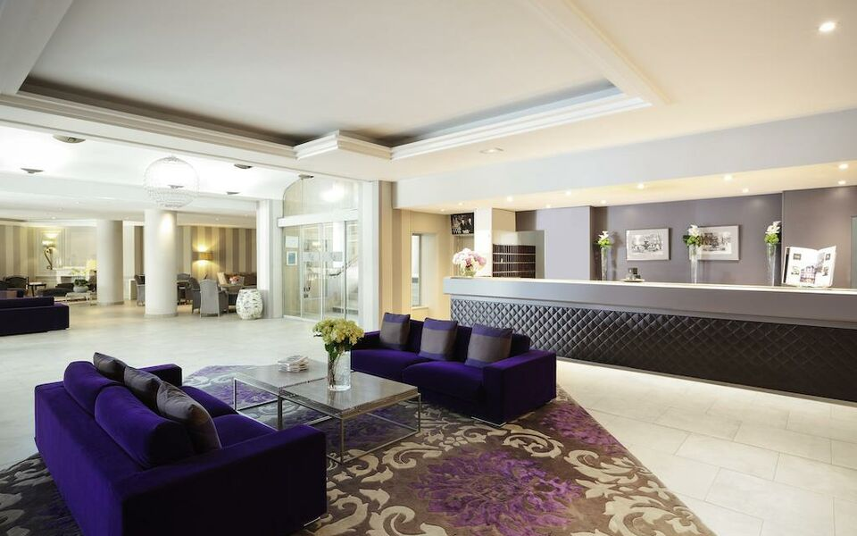 Grand h tel roi ren aix en provence centre mgallery by for Hotel design centre france