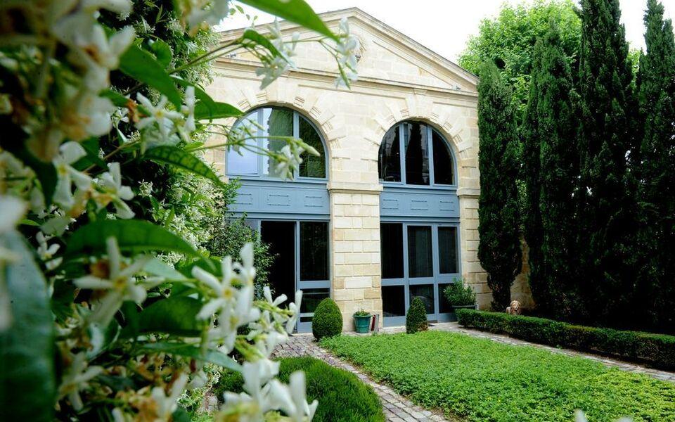 La Maison Bord 39 Eaux A Design Boutique Hotel Bordeaux France