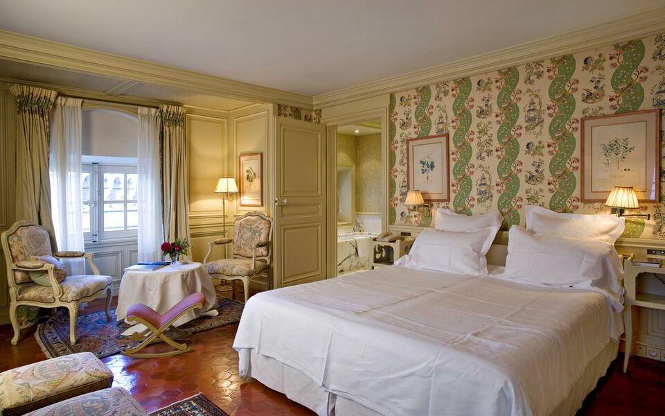 La Mirande Hotel In Avignon France