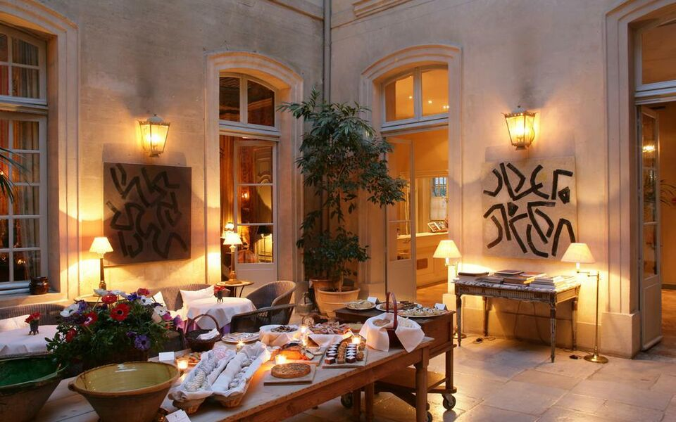 La mirande a design boutique hotel avignon france for Design boutique hotels colroy la roche