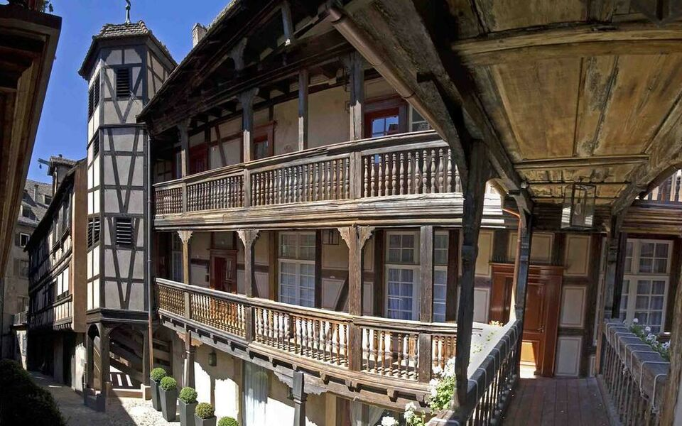 Cour du Corbeau - MGallery by Sofitel, Strasbourg (1)