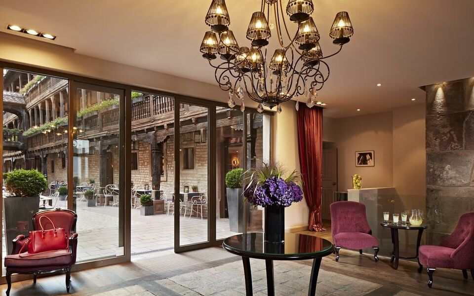 Cour du Corbeau - MGallery by Sofitel, Strasbourg (2)