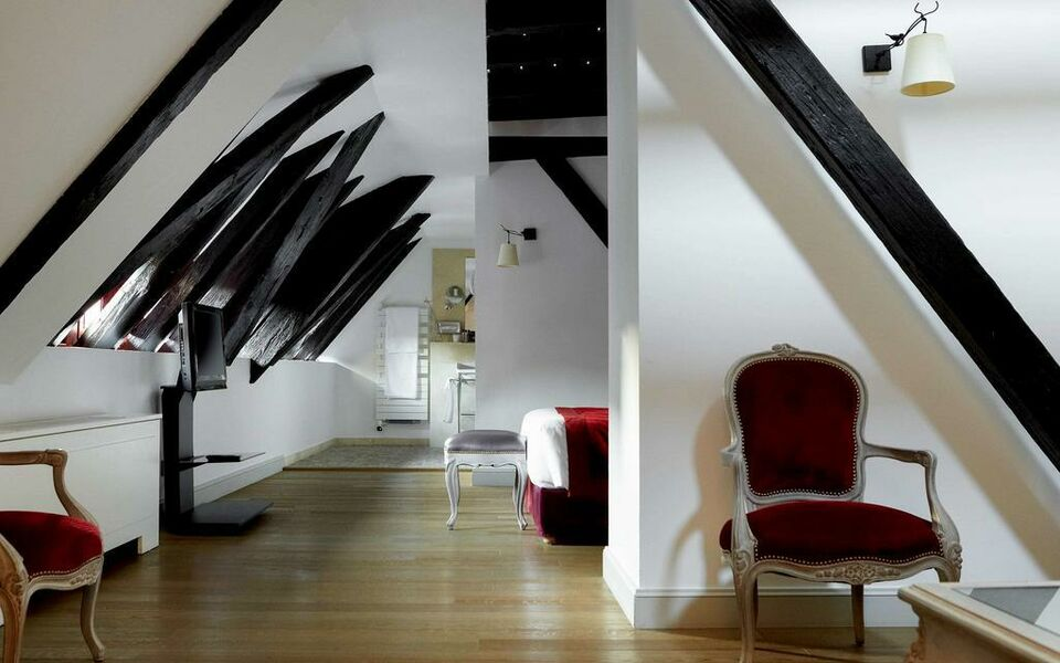Cour du Corbeau - MGallery by Sofitel, Strasbourg (15)