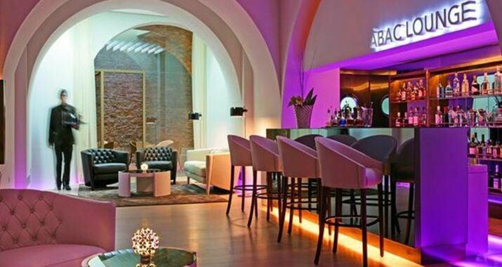 Abac restaurant hotel barcelona gl monumento a design - Restaurant abac barcelona ...