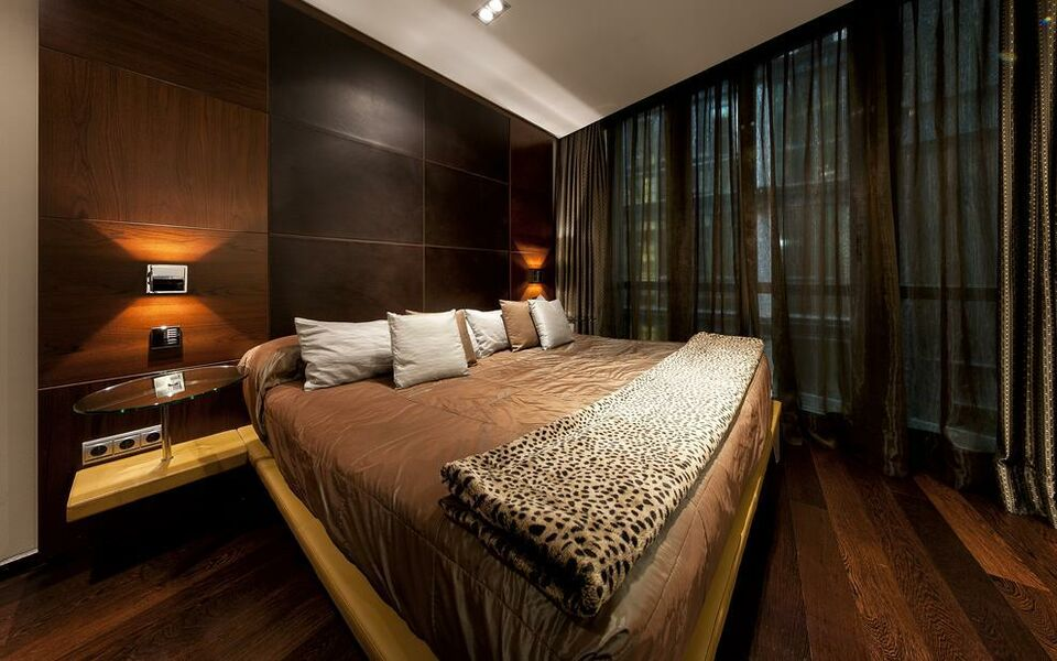 Hotel Urban A Design Boutique Hotel Madrid Spain