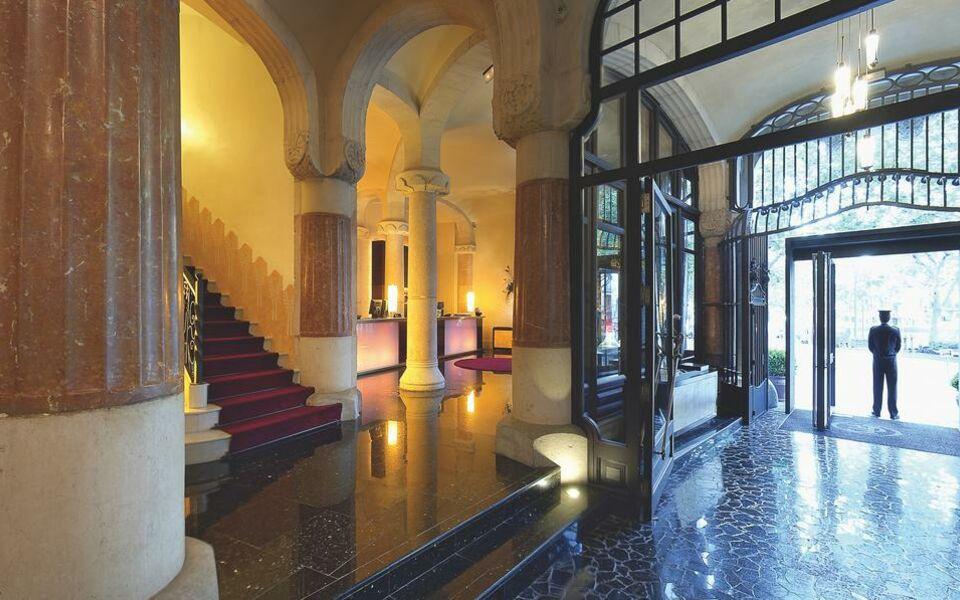 Hotel casa fuster g l monumento a design boutique hotel for Ma boutique hotel