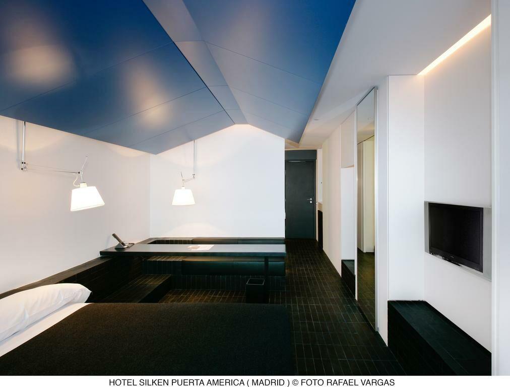 Silken puerta america a design boutique hotel madrid spain for Design boutique hotel madrid