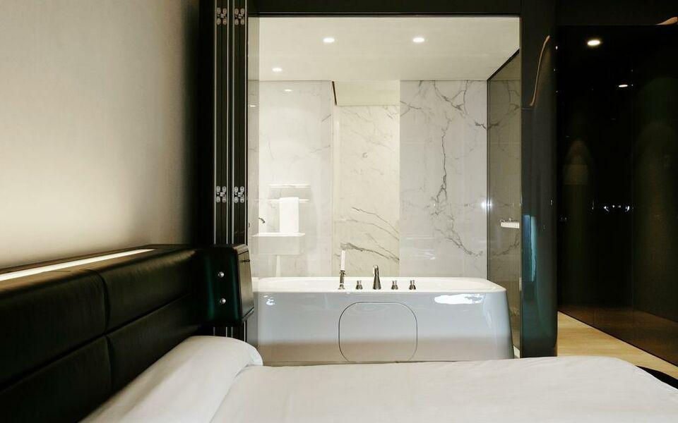 Hotel Puerta America A Design Boutique Hotel Madrid Spain