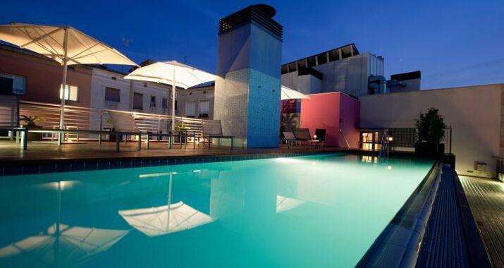 hotel barcelona catedral a design boutique hotel barcelona spain. Black Bedroom Furniture Sets. Home Design Ideas