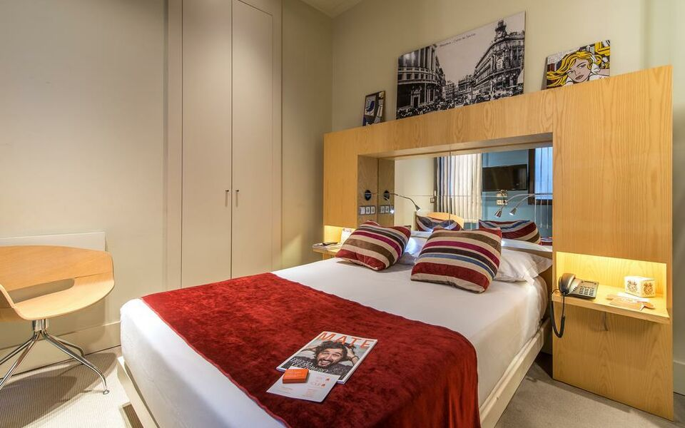 Room Mate Alicia A Design Boutique Hotel Madrid Spain