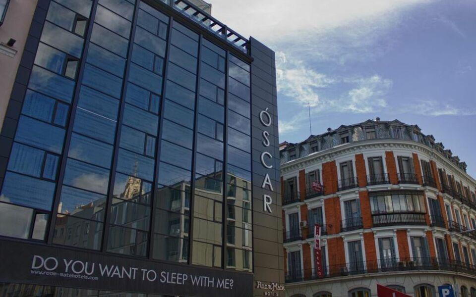 Room Mate Oscar A Design Boutique Hotel Madrid Spain