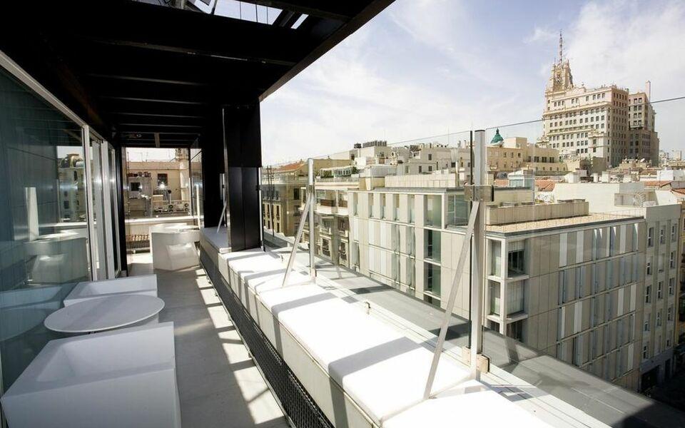 Room mate oscar madrid spanien for Design boutique hotel madrid