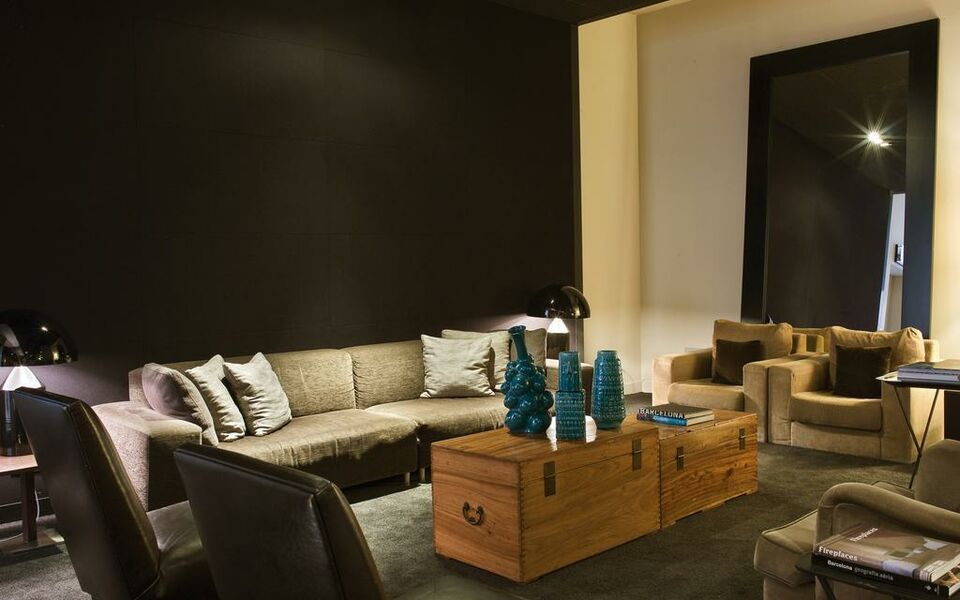 Grand hotel central a design boutique hotel barcelona spain - Magasin design barcelone ...
