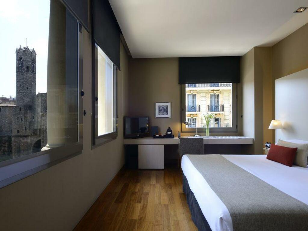 Grand Hotel Central Barcelona Spanien