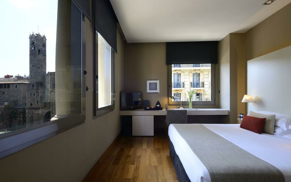 grand hotel central a design boutique hotel barcelona spain. Black Bedroom Furniture Sets. Home Design Ideas